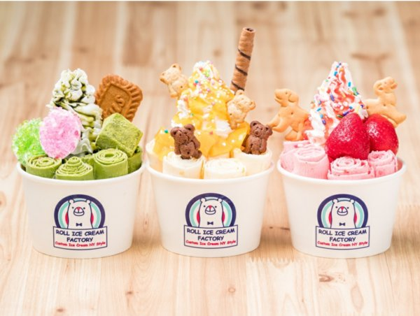 Roll Ice Cream Factory將進駐微風南山「atre」