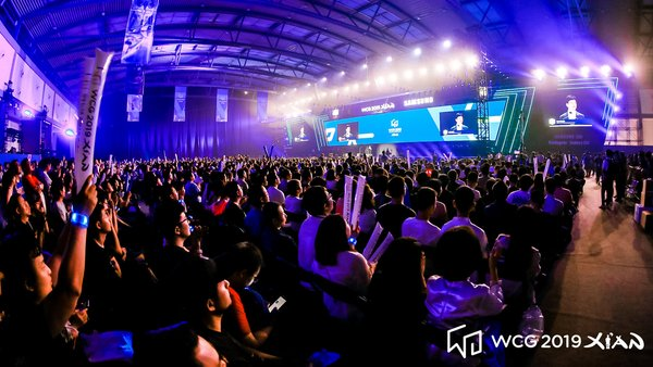 WCG 2019 Xi'an will be held at Qujiang International Convention and Exhibition Center from 18 to 21 July