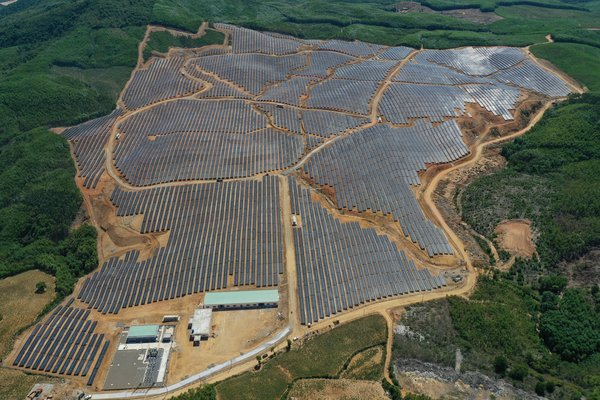 GCL Raises Grid Connection Volume to 700 MW with Connection of Phu Yen and Vung Tan Solar Fields