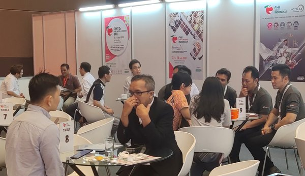 Business Matching at the FHI 2019