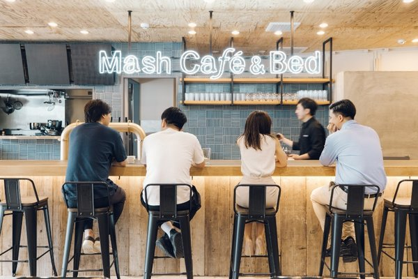 S&V Holdings Announces Mash Cafe & Bed NAGANO, a New Hotel Concept for Travellers