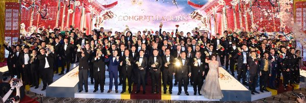 119 local companies been recognised as the Golden Bull Award 2019 Winners on 26th July 2019 at Kuala Lumpur, Malaysia