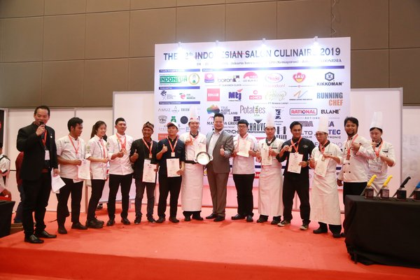 The 12th Salon Culinaire 2019