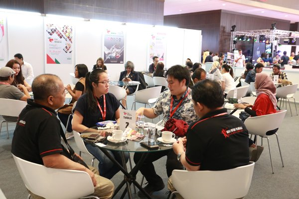 Program Business Matching dalam Food & Hotel Indonesia 2019