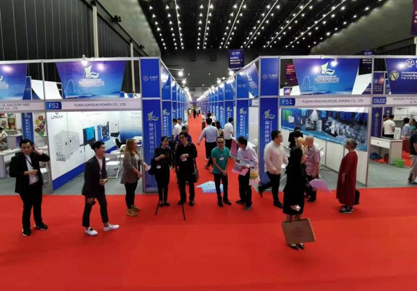 """""""Fujian Brands on Maritime Silk Road"""" enables Fujian, China goods to go out"""