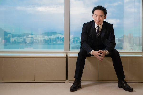 Antonio Hang Tat Chan, Executive Vice Chairman of King Wai Group - 2019 Asia's Most Admirable Young Leaders