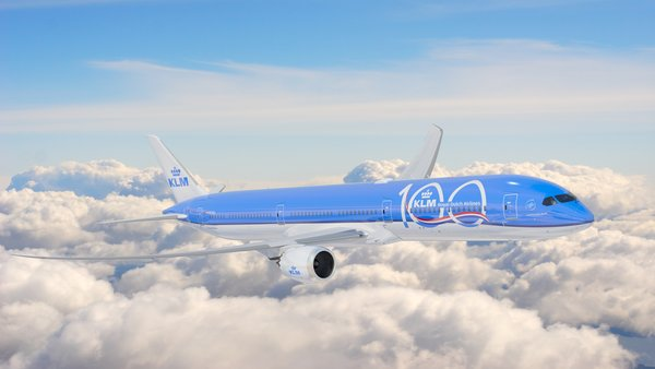 KLM Royal Dutch Airlines celebrates its centenary with 100 years of progress