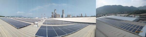 Indonesia: Total Solar DG Completes Construction of PV Solar Rooftops for Chandra Asri Petrochemical