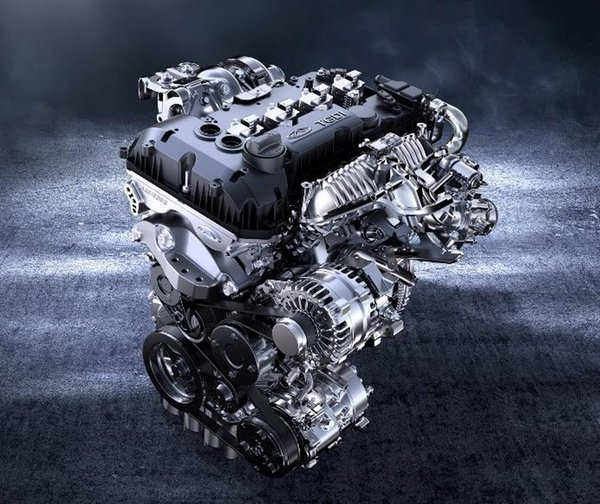 Chery's third generation ACTECO 1.6TGDI engine