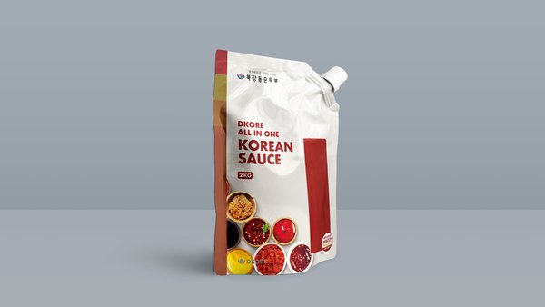 Dkore, All In One Korean Sauce