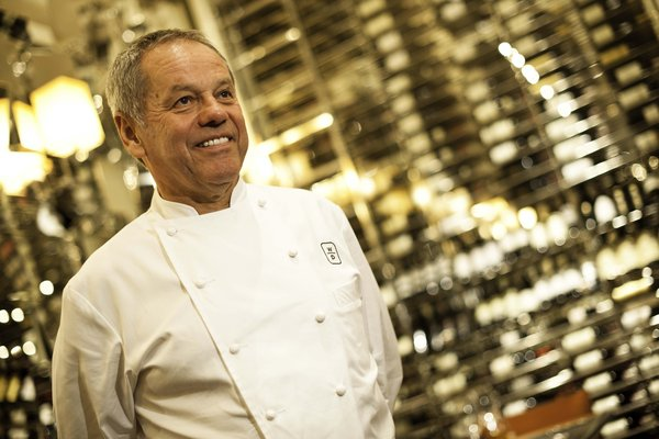 Celebrity chef Wolfgang Puck presents a one-night only Back to my Roots dinner at CUT on 13 December.