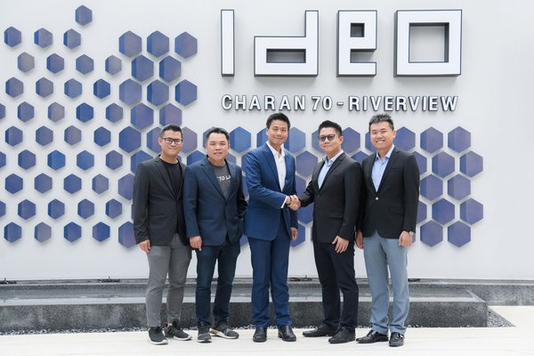 ANANDA appoints ANGEL REAL ESTATE to manage sales operations of Ideo brand in global markets