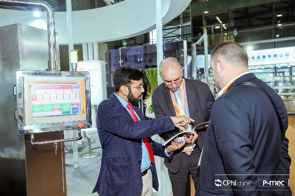 Onsite Communication of Overseas Exhibitor and Visitors