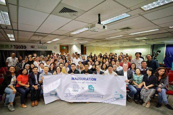 The Launch Event of Ritase's SaaS development for Nestlé Indonesia