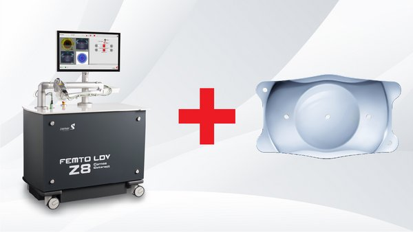 The Swiss Connection for great vision - Ziemer LDV Z8 and Visian EVO ICL.