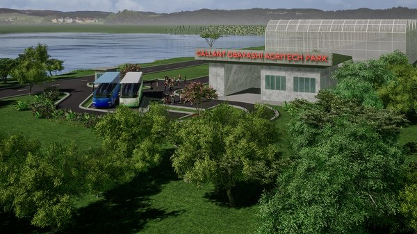 Gallant Venture and Obayashi Corporation to build greenhouse optimised for tropical climates on Bintan island
