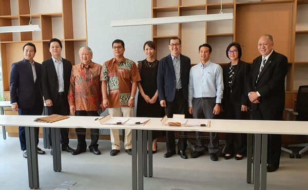 Kerja sama antara PT. Hotel Management Japan International dengan Topotels Investmana Manajement