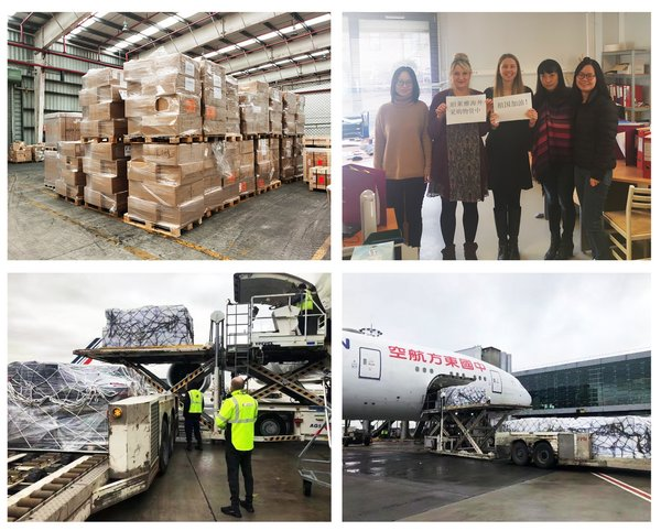 Purchasing supplies in many countries proved to be a difficult task