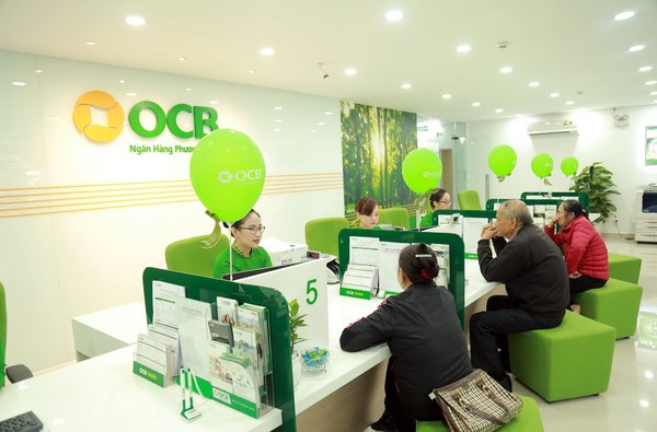 OCB Trading counter