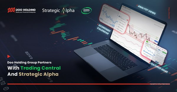 Doo Holding Group Partners with Trading Central and Strategic Alpha