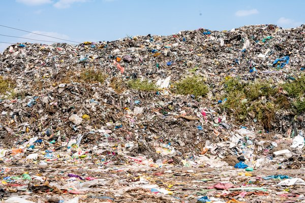 Blue Planet adopts high standards of hygiene and cleanliness to mitigate public health issues and environmental degradation which can be caused by mismanagement of waste. Image by: Jessica Cheam, Blue Planet Environmental Solutions.