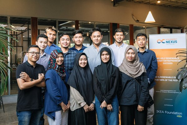 New Energy Nexus Indonesia is introducing the Batch 2 of the incubation program and the first acceleration in 2020.