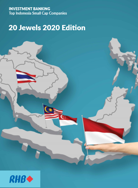 Top 20 Indonesia Small Cap Companies Jewels 2020 (16th edition)