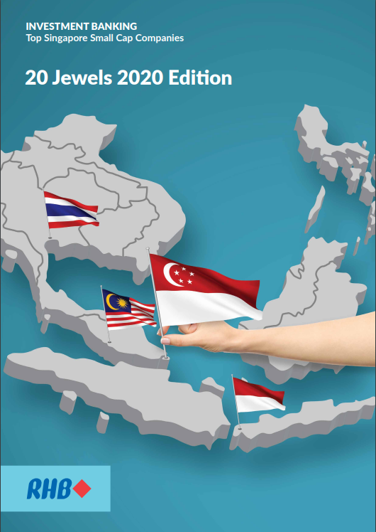 Top 20 Singapore Small Cap Companies Jewels 2020 (16th edition)