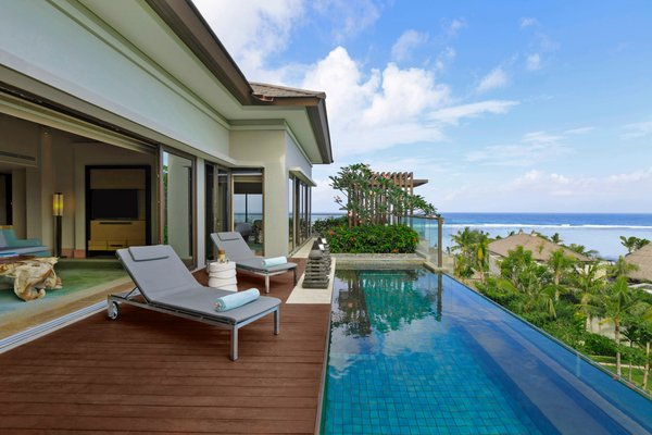 Amazing View from Sky Villa