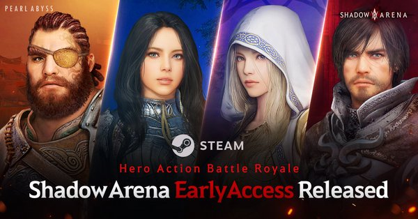 Shadow Arena Now Available via Steam Early Access
