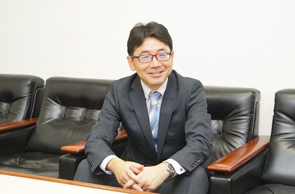 Takahiko Abe, Specialist, System Design Department, Hydrogen Energy Business Division, Toshiba Energy Systes & Solutions Corporation