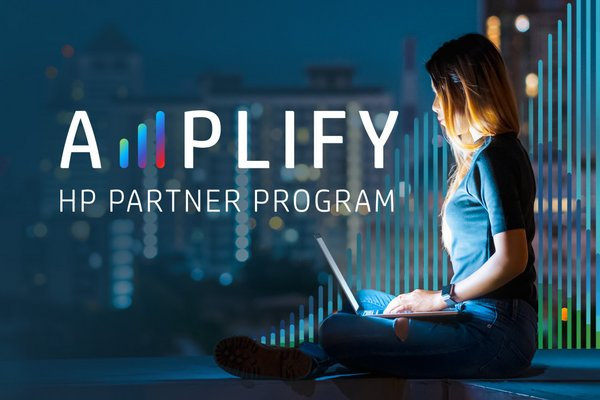 HP Inc. announces HP Amplify, world's first global partner program that aims to drive dynamic partner growth and deliver consistent end customer experiences in digital era.