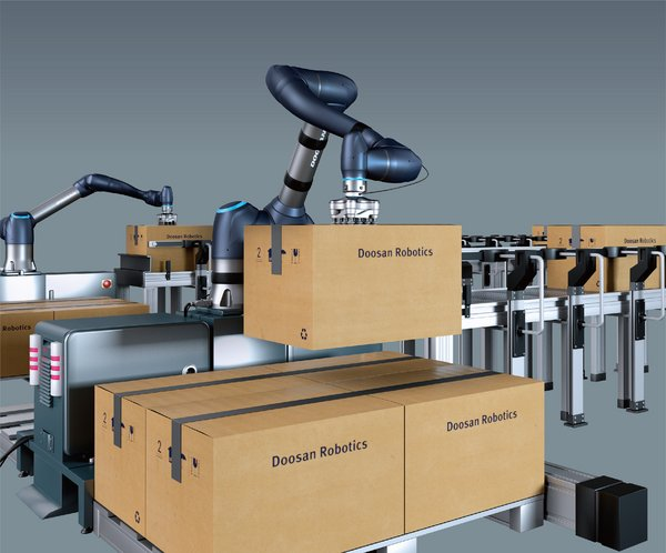 The new H-SERIES palletizing boxes