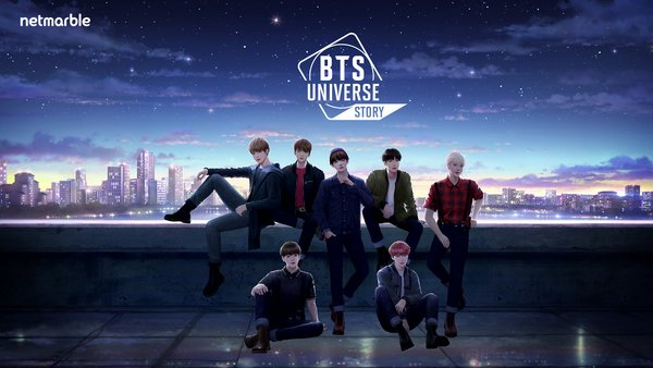 Netmarble has announced that new mobile game BTS Universe Story will be available for pre-registration starting August 18.