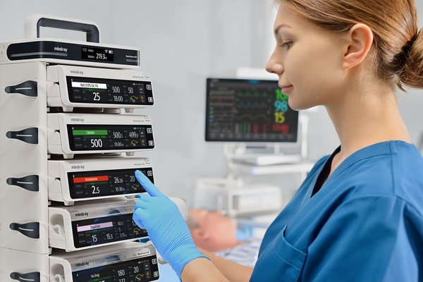 Mindray Sets A New Standard for Infusion Systems with the BeneFusion n Series