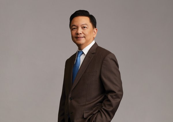 Dr. Kongkrapan Intarajang, Chief Executive Officer of PTT Global Chemical Public Company Limited (GC)