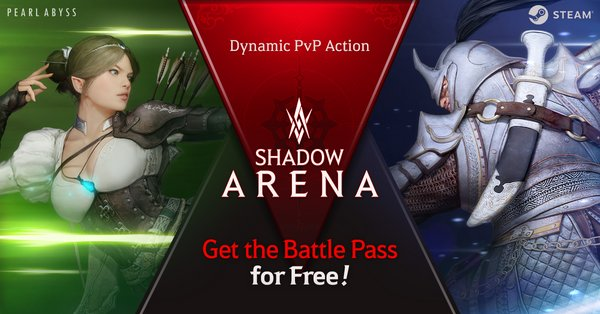 Pearl Abyss Updates Rival System in Shadow Arena