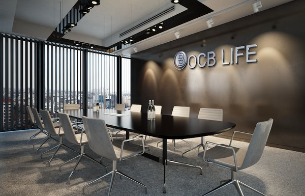 Picture: OCB Life's Office in Vietnam