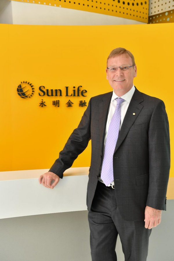 Fabien Jeudy, Chief Executive Officer of Sun Life Hong Kong Limited