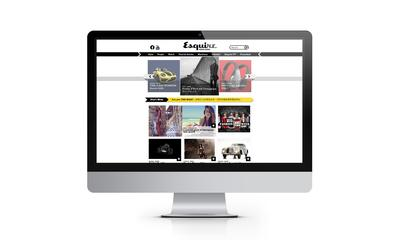 SCMP Group announced that EsquireHK.com will be launched on 1 Sep, establishing Esquire as the first and only international men's fashion & lifestyle media brand with a localized multimedia online presence in Hong Kong.