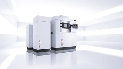EOS M 290 直接金属激光烧结 (DMLS)的增材制造