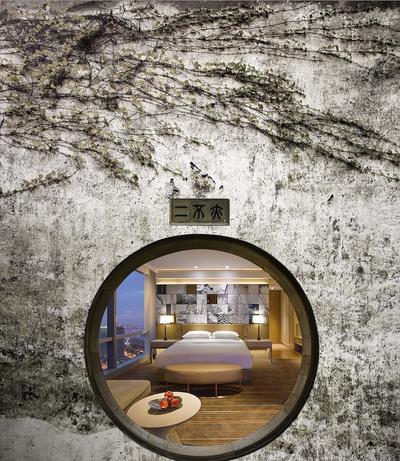 蘇州凱悅就酒店融合古典於時尚點滴
