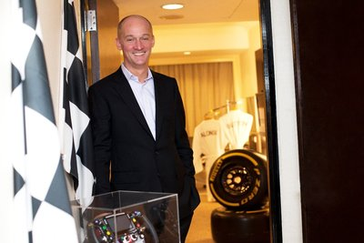 Launching the McLaren-Honda Suite at Hilton Singapore, Ben George, senior vice president and commercial director, Asia Pacific, said: