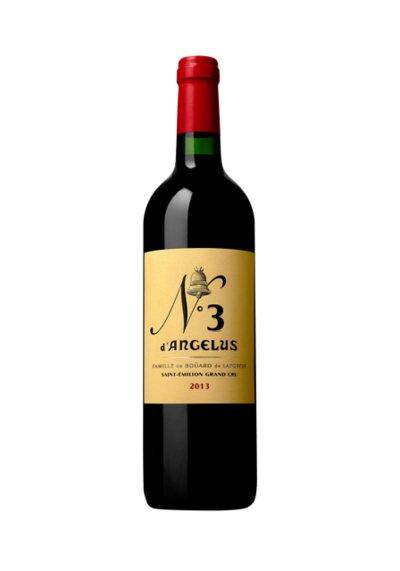 Angelus' third wine, Number 3 (C) Chateau Angelus
