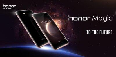Honor Magic -- to the future