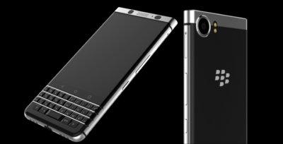 New Keyboard BlackBerry Smartphone