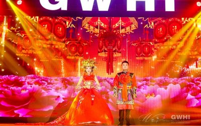 Chinese wedding culture and customs ceremony