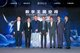 Mr. Hill Wang, Head of Special Opportunities Investment of Hony Capital (1st from Left), Mr. Jimmy Zhu, Chief Investment Officer of Digital Domain (2nd from left), Mr. Daniel Seah, Executive Director and Chief Executive Officer of Digital Domain (Center), Mr. Li Wenxuan, Chief Investment Officer of Poly Capital (3rd from right) attended Digital Domain Space Signing Ceremony
