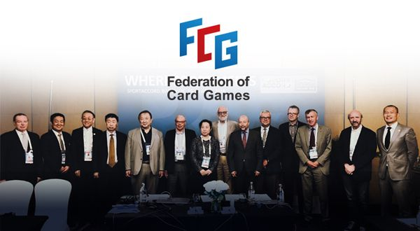 Members of the Executive Council of IMSA and representatives from FCG in Bangkok, Thailand on 18 April 2018