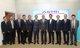 中华人民共和国科学技术部部长王志刚(右五)于2018年9月21日访问应科院。